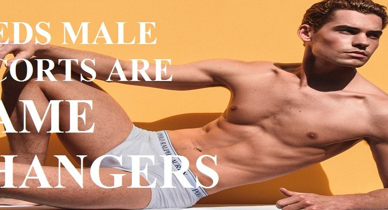 LEEDS MALE ESCORTS ARE GAME CHANGERS